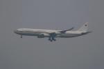 らいおんさんが、中部国際空港で撮影したドイツ空軍 A340-313Xの航空フォト(飛行機 写真・画像)