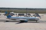 matsuさんが、フランクフルト国際空港で撮影したウズベキスタン航空 767-33P/ERの航空フォト(写真)