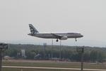 matsuさんが、フランクフルト国際空港で撮影したエーゲ航空 A320-232の航空フォト(飛行機 写真・画像)