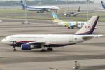 Itami Spotterさんが、羽田空港で撮影したカナダ軍 A310-304の航空フォト(飛行機 写真・画像)