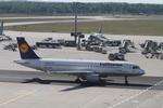matsuさんが、フランクフルト国際空港で撮影したルフトハンザドイツ航空 A320-211の航空フォト(写真)