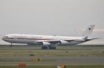 SKY TEAM B-6053さんが、中部国際空港で撮影したドイツ空軍 A340-313Xの航空フォト(飛行機 写真・画像)