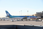 matsuさんが、ロサンゼルス国際空港で撮影したエア・タヒチ・ヌイ A340-313Xの航空フォト(写真)