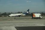 matsuさんが、ロサンゼルス国際空港で撮影したアエロメヒコ航空 737-752の航空フォト(写真)