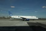 matsuさんが、ロサンゼルス国際空港で撮影したジェットブルー A320-232の航空フォト(写真)