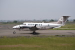 kumagorouさんが、仙台空港で撮影したレイセオン・エアクラフト 350 King Airの航空フォト(飛行機 写真・画像)