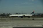 matsuさんが、ロサンゼルス国際空港で撮影したUSエアウェイズ A321-231の航空フォト(写真)
