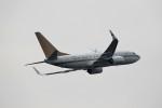 T.Sazenさんが、成田国際空港で撮影した南山公務 737-7ZH BBJの航空フォト(飛行機 写真・画像)