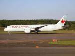 北の熊さんが、新千歳空港で撮影したエア・カナダ 787-9の航空フォト(飛行機 写真・画像)