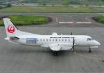 じーく。さんが、但馬飛行場で撮影した日本エアコミューター 340Bの航空フォト(飛行機 写真・画像)