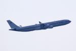 AkiChup0nさんが、中部国際空港で撮影したドイツ空軍 A340-313Xの航空フォト(飛行機 写真・画像)