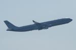 よっしぃさんが、中部国際空港で撮影したドイツ空軍 A340-313Xの航空フォト(飛行機 写真・画像)