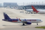 ハピネスさんが、関西国際空港で撮影した香港エクスプレス A320-232の航空フォト(飛行機 写真・画像)