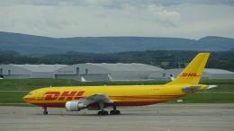 McKeeさんが、ユーロエアポート・バーゼルで撮影したEAT ライプツィヒ A300B4-622R(F)の航空フォト(飛行機 写真・画像)