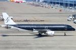 Kuuさんが、中部国際空港で撮影したスターフライヤー A320-214の航空フォト(飛行機 写真・画像)