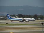 hana父さんが、ノーマン・Y・ミネタ・サンノゼ国際空港で撮影した全日空 787-9の航空フォト(写真)