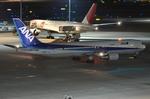 ぶる~すかい。さんが、羽田空港で撮影した全日空 767-381/ERの航空フォト(写真)