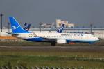 T.Sazenさんが、成田国際空港で撮影した厦門航空 737-85Cの航空フォト(飛行機 写真・画像)