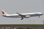 tsubasa0624さんが、羽田空港で撮影した中国国際航空 A330-343Xの航空フォト(飛行機 写真・画像)