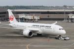 photoclub0506jalさんが、成田国際空港で撮影した日本航空 787-8 Dreamlinerの航空フォト(写真)