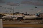 とらとらさんが、リスボン・ウンベルト・デルガード空港で撮影したユーロアトランティック・エアウェイズ 777-212/ERの航空フォト(写真)