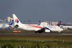 T.Sazenさんが、成田国際空港で撮影したマレーシア航空 737-8H6の航空フォト(飛行機 写真・画像)