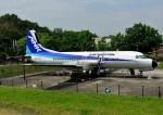 じーく。さんが、高松空港で撮影したエアーニッポン YS-11A-500の航空フォト(飛行機 写真・画像)