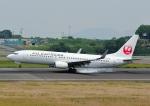 じーく。さんが、高松空港で撮影したJALエクスプレス 737-846の航空フォト(飛行機 写真・画像)