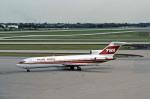 Gambardierさんが、ジェネラル・ミッチェル国際空港で撮影したトランス・ワールド航空 727-231の航空フォト(写真)