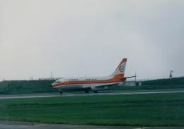 kumagorouさんが、石垣空港で撮影した南西航空 737-2Q3/Advの航空フォト(写真)