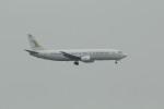 resocha747さんが、香港国際空港で撮影したシティ・エアウェイズ 737-4H6の航空フォト(写真)
