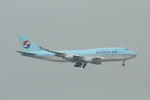resocha747さんが、香港国際空港で撮影した大韓航空 747-4B5の航空フォト(写真)