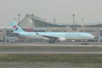 resocha747さんが、台湾桃園国際空港で撮影した大韓航空 A330-323Xの航空フォト(写真)