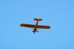 段坊さんが、龍ヶ崎飛行場で撮影した日本グライダークラブ PA-18-150 Super Cubの航空フォト(写真)