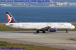 Chofu Spotter Ariaさんが、関西国際空港で撮影したマカオ航空 A321-231の航空フォト(飛行機 写真・画像)