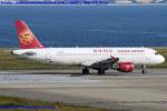 Chofu Spotter Ariaさんが、関西国際空港で撮影した吉祥航空 A320-214の航空フォト(飛行機 写真・画像)