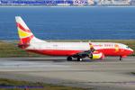 Chofu Spotter Ariaさんが、関西国際空港で撮影した雲南祥鵬航空 737-808の航空フォト(写真)
