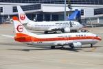 Kuuさんが、中部国際空港で撮影した日本トランスオーシャン航空 737-446の航空フォト(飛行機 写真・画像)