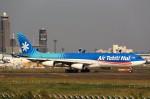 T.Sazenさんが、成田国際空港で撮影したエア・タヒチ・ヌイ A340-313Xの航空フォト(写真)