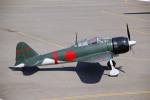 triton@blueさんが、岡南飛行場で撮影したゼロエンタープライズ Zero 22/A6M3の航空フォト(写真)