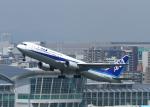tuckerさんが、福岡空港で撮影した全日空 767-381の航空フォト(写真)