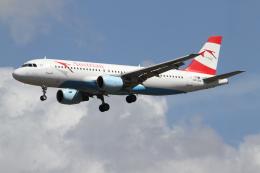 航空フォト:OE-LBQ オーストリア航空 A320