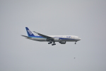 BeyondWorksさんが、羽田空港で撮影した全日空 777-281/ERの航空フォト(写真)