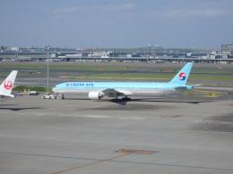まっつーさんが、羽田空港で撮影した大韓航空 777-3B5の航空フォト(飛行機 写真・画像)