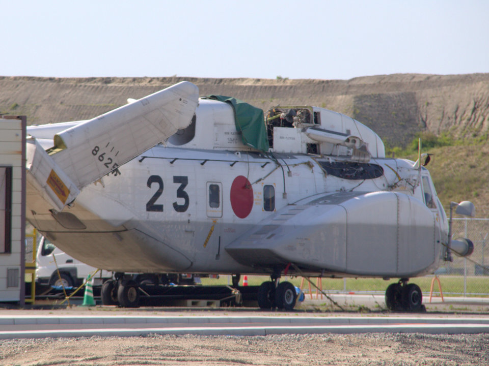 Mame @ TYOさんの海上自衛隊 Sikorsky MH-53E (8623) 航空フォト