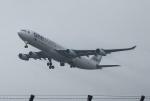 あしゅーさんが、福岡空港で撮影したキャセイパシフィック航空 A340-313Xの航空フォト(飛行機 写真・画像)