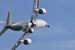 gomaさんが、ベルリン・シェーネフェルト空港で撮影したエアバス A350-941XWBの航空フォト(写真)