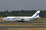 T.Sazenさんが、成田国際空港で撮影したヴォルガ・ドニエプル航空 An-124-100 Ruslanの航空フォト(写真)
