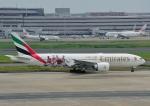 じーく。さんが、羽田空港で撮影したエミレーツ航空 777-21H/LRの航空フォト(写真)