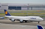 Dojalanaさんが、羽田空港で撮影したルフトハンザドイツ航空 747-830の航空フォト(飛行機 写真・画像)